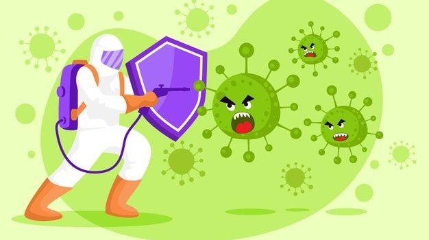 Virus dan Kita