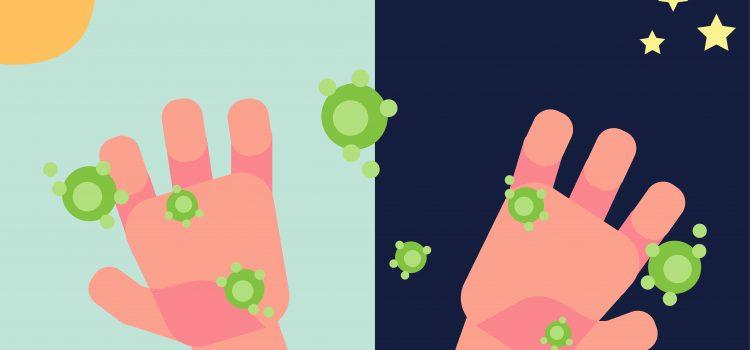 Virus Korona Bisa Bertahan 9 Jam di Kulit Manusia, Ini Pentingnya Cuci Tangan