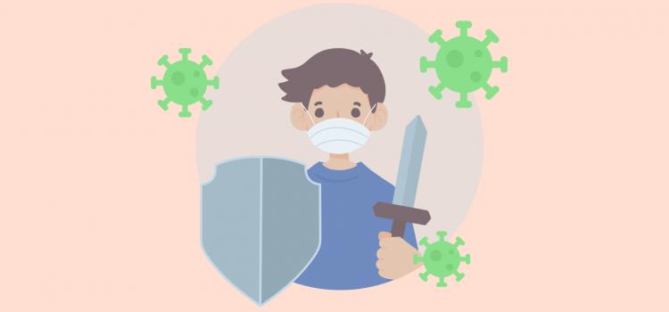 7 Tips Hadang Virus Korona  dengan Meningkatkan Kekebalan Tubuh