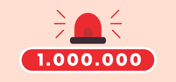 Tembus 1.000.000 Kasus Positif – Waspadai Kolaps Rumah Sakit di Jawa-Bali!