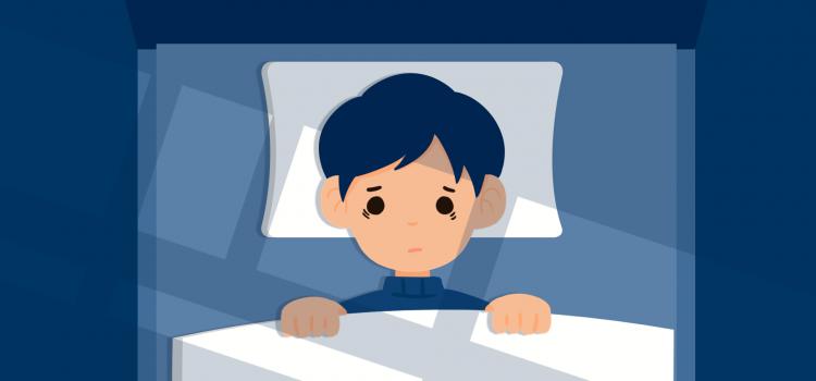 Waspadai Sulit Tidur Sebagai Gejala Jangka Panjang COVID-19