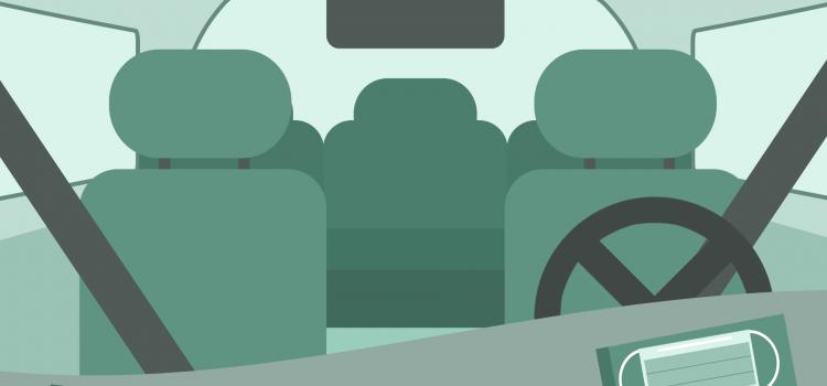 10 Tips Aman Melakukan Perjalanan di Masa Pandemi. Pengendara Kendaraan Pribadi dan Penumpang Shuttle Wajib Tahu!